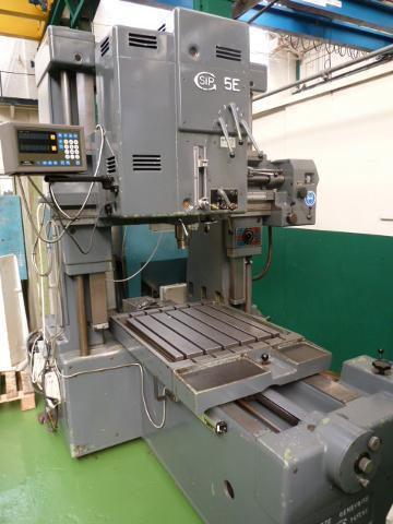 Sip Model Mp 5e Jig Boring Machine