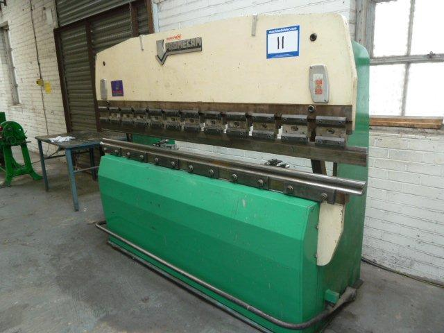Promecam RG-2400-35 Upstroking Hydraulic Pressbrake